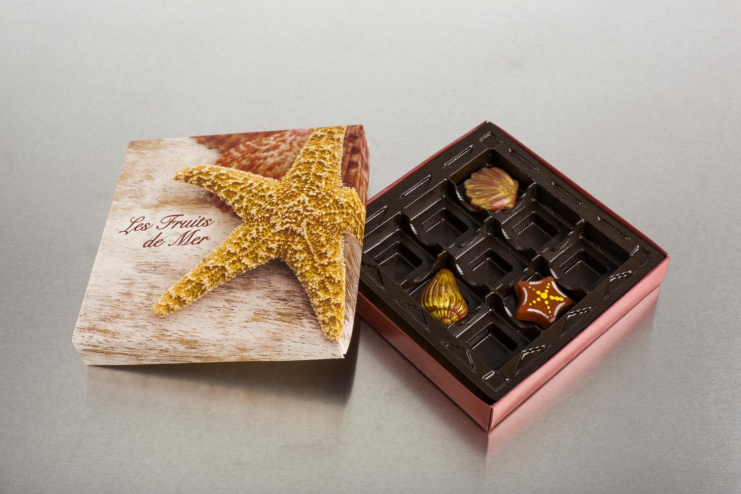 Scatole Di Cartone Per Cioccolatini Fai Da Te